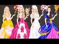 Barbie Victorian Wedding Dress up Games