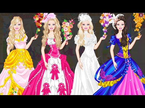 Barbie princess video download