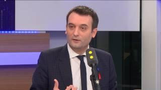 """Philippot debriefe """"Le Grand Débat"""" : """"M. Macron s'est révélé dans le mauvais sens"""""""