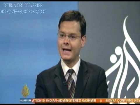 Juan Carlos Hidalgo on the war on drugs in Colombia on Al Jazeera