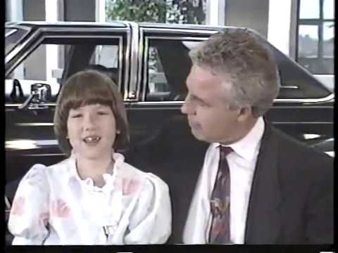 Vancouver Ford Jerry's Kids 80's Commercial (1988)
