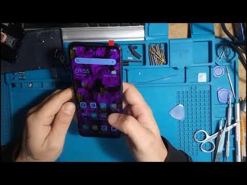 Xiaomi Redmi Note 7 замена дисплея и восстановление корпуса