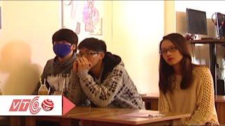 9X kiếm 100 triệu từ café phong cách Nhật | VTC