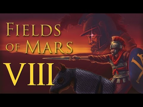 Fields of Mars #8 | The End of a Dream | TW Attila Roman Britain NLP