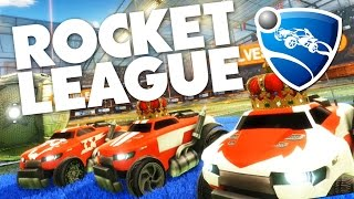 Rocket League Gameplay - BEGINNERS TIPS AND TRICKS - PC ONLINE 3V3 GAME 1 - Episode 1