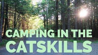 Adventure 020 - Camṗing in the Catskills (New York)