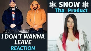 Snow Tha Product - I Don't Wanna Leave Remix (Official Music Video) Reaction