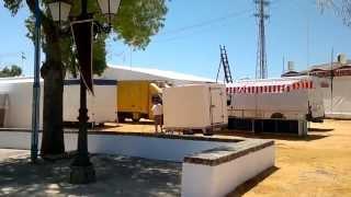 Feria de Huelva, Manzanilla 2013 (HD)
