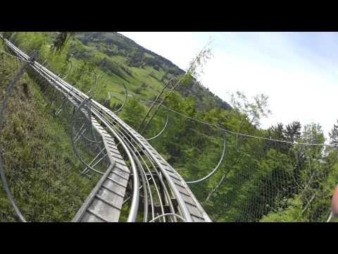 Alpsee Coaster Ohne Zu Bremsen Panasonic HX-A500