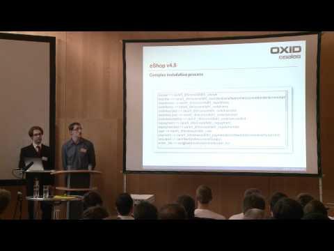 OXID Commons 2012 - OXID EShop 4.6.0 (Full HD)