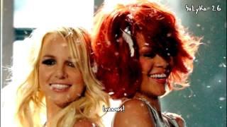 Rihanna Ft. Britney Spears S&M (Remix) en Español
