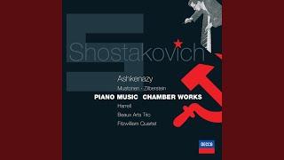 Shostakovich: Aphorisms, Op.13 - 7. Dance of Death