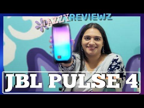 JBL Pulse 4  Speaker Review and Waterproof Test