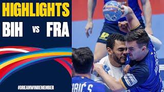 Bosnia Herzegovina vs. France Highlights
