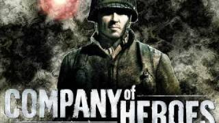 Company of Heroes Soundtrack - Panzer Elite - Dusk of the Fatherland