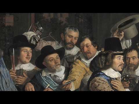 Jeroen Krabbe Rijksmuseum Tour: 1. Introduction