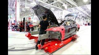 Tesla Sci Fi & Model Y