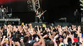 DevilDriver - Clouds over California - Bloodstock 2013
