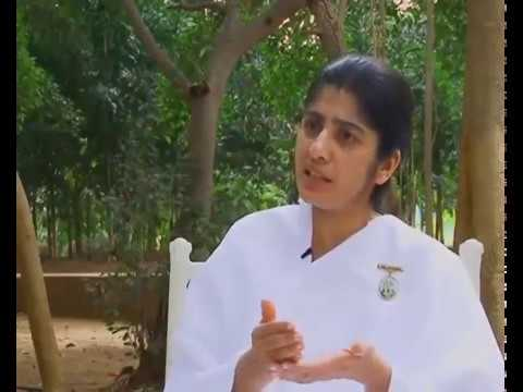 Brahma Kumaris-Need to learn how to select your thoughts-Suresh Oberio with BK Shivani Ep-12
