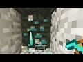Let's Play Minecraft Episode 48 - Mining for Diamonds