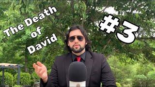 Sunday Studies: The Death of David