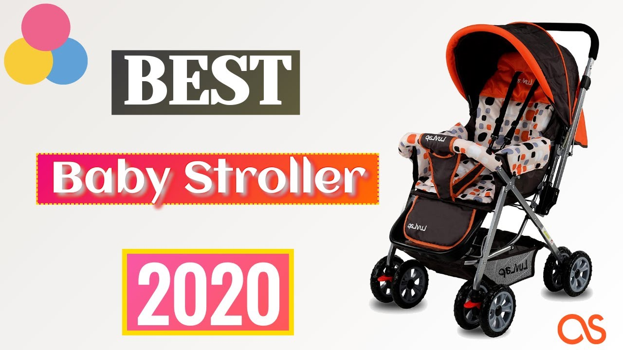 5 Best Baby Strollers in India 2020 - YouTube