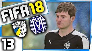 KAMPFGEIST | FIFA 18 Karriere | German | HD - 13 - 8.Spieltag: Jena vs. Meppen