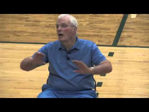 Discover How Hubie Brown Conducts Timeouts! - Basketball 2015 #102