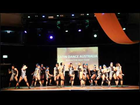 download SIBF 2016 Latin Dance Australia Reggaeton Swat Team