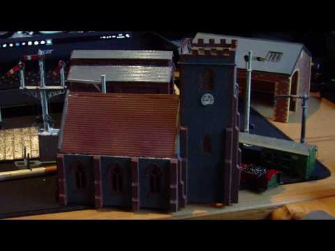 Cheap Model Railway Buildings