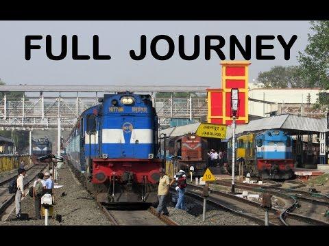 Itarsi - Jabalpur Journey Compilation : Indian Railways !!