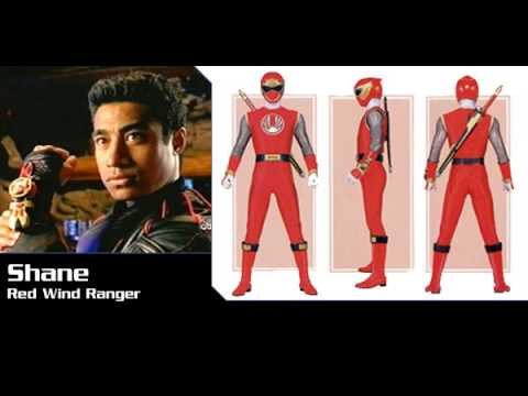 Pua Magasiva (Shane, Red Ninja Storm Ranger) NOT RETURNING ...