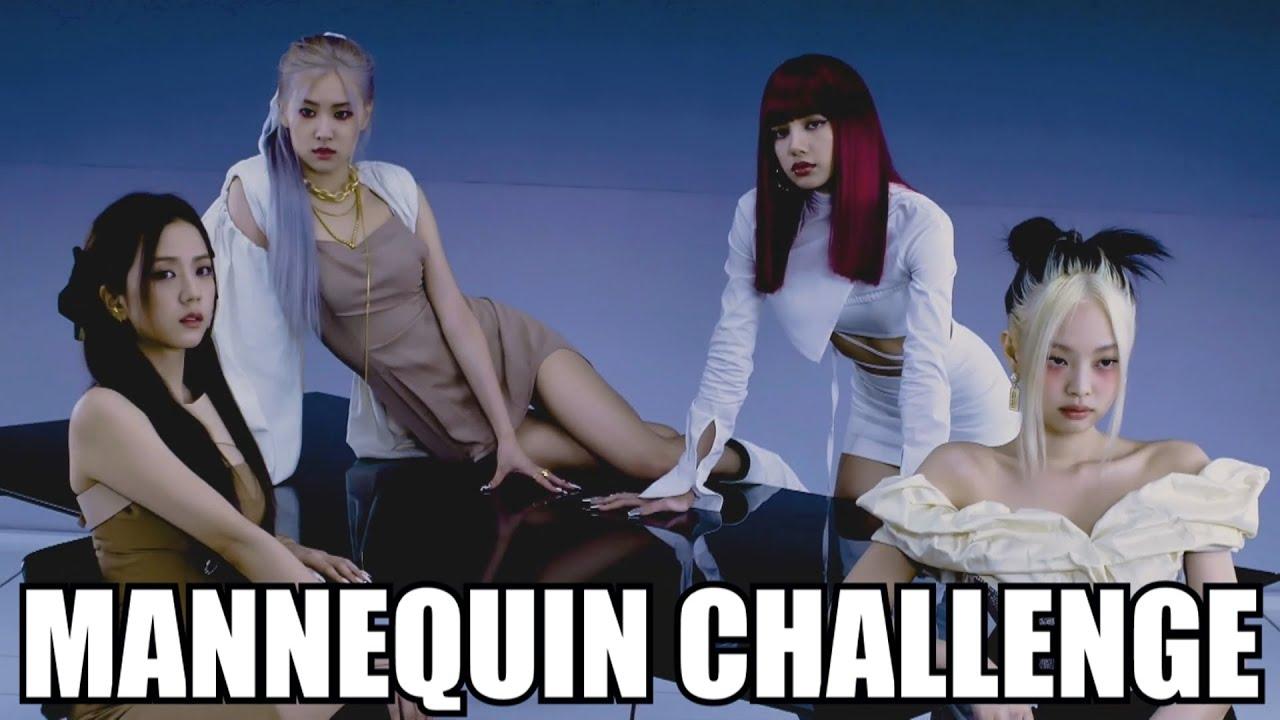 BLACKPINK - How You Like That - Teaser (mannequin challenge)