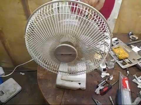 Duracraft 12 Table Fan Mid 90u0027s