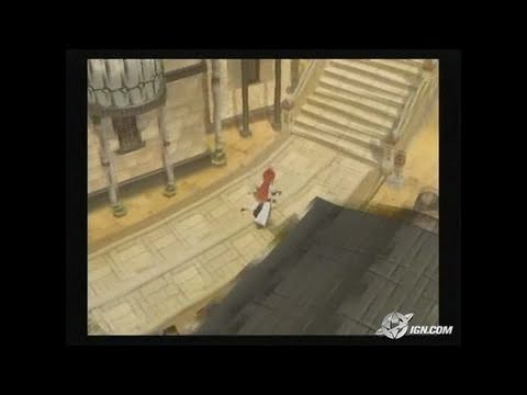 Tales of the Abyss PlayStation 2 Gameplay   YouTube Tales of the Abyss PlayStation 2 Gameplay