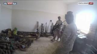 اليمن.. صور حصرية لاستعادة معسكر اللواء 107