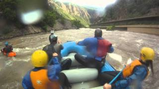 Rafting Shoshone Rapids @ 22,000 CFS