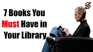 The 7 Types of Books Every Entrepreneur Must Have In Their Library