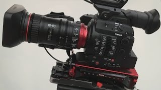 Exclusive: Canon CN-E 18-80mm T4.4 L IS servo zoom first sample video (pre-production lens)