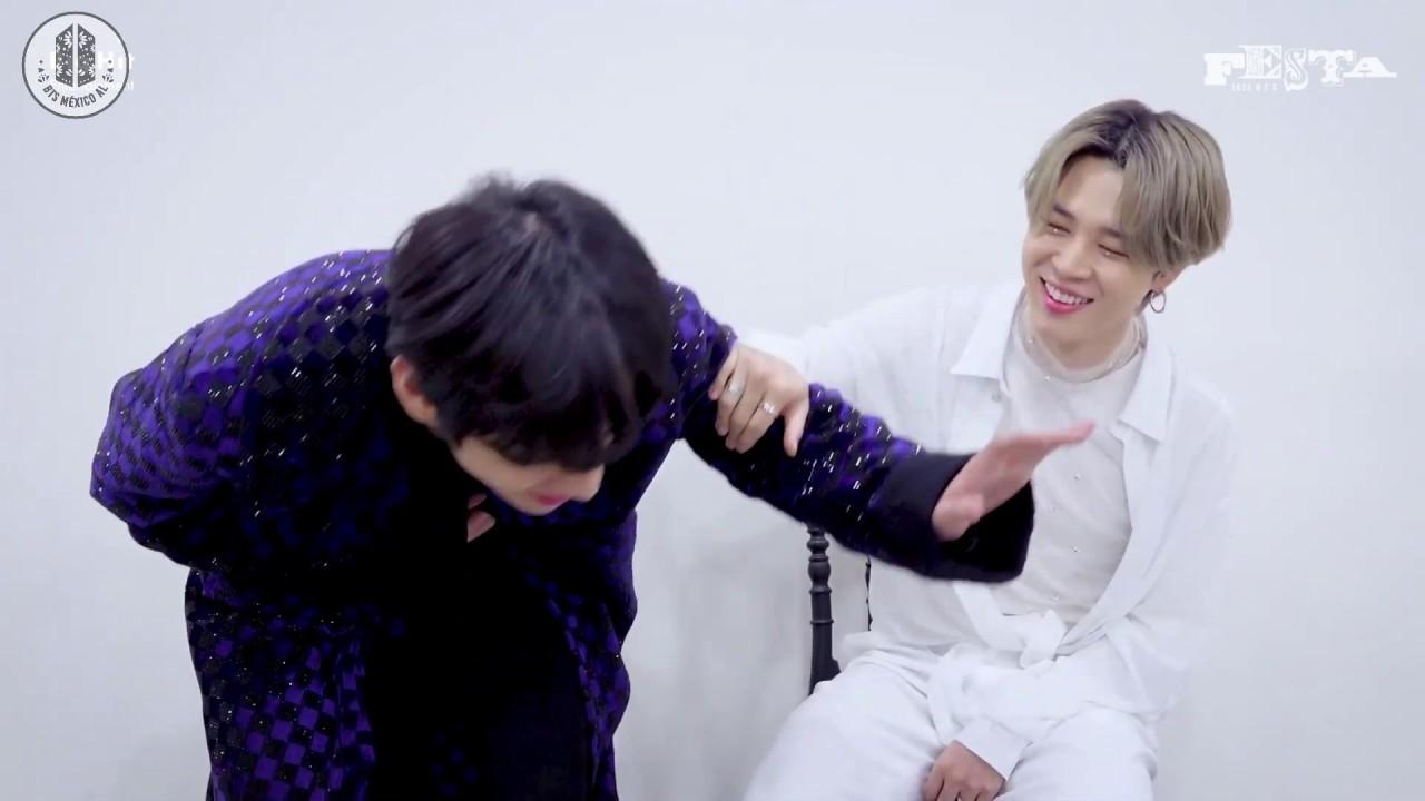 [Sub Esp] BTS Responde: 3ra Sub-unidad de BTS '친구' Canción por V & JIMIN (FESTA 2020)