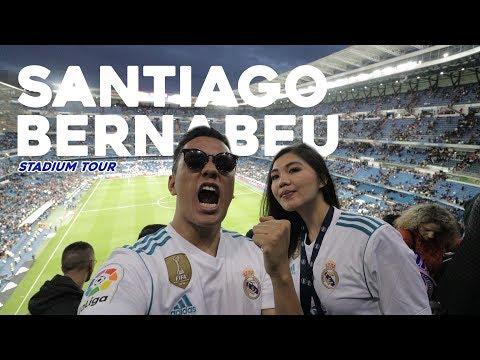 Nonton Match REAL MADRID Langsung Di Spanyol!
