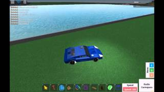 Roblox:B&R : Rescort TUNED GT AND FUnny moment