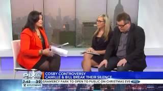 PIX11 News Body Language Expert Tonya Reiman Analyzes Bill Cosby (12 16 14)