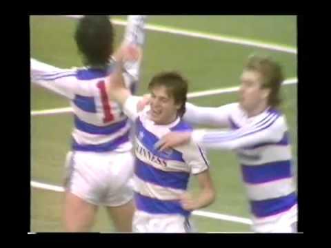 QPR vs Tottenham 1985