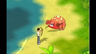 How To Killed Crab Boss The Island Castaway 2 Game Part 3 screenshot 4