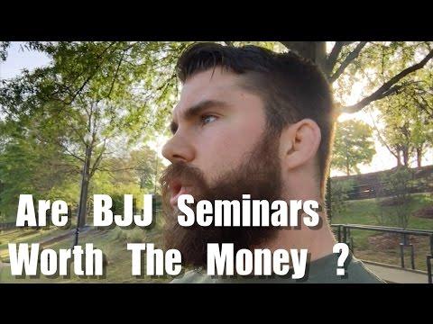 I Used to Hate BJJ Seminars
