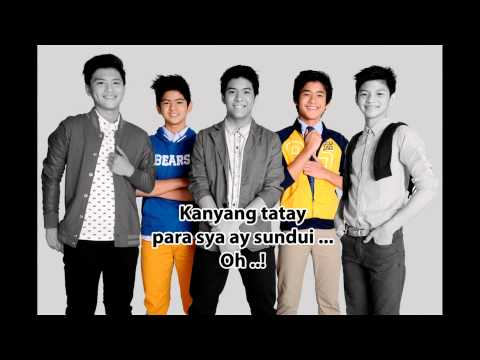 Gimme 5 - Ikaw Na Na Lyrics