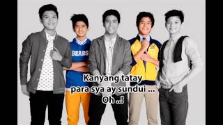 Repeat youtube video Gimme 5 - Ikaw Na Na Lyrics