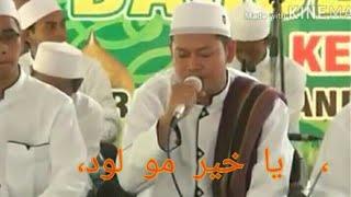 Sholawat terbaru Ya khoiro maulud