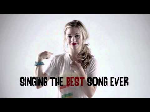 the ready set   give me your hand  best song ever  lyric video